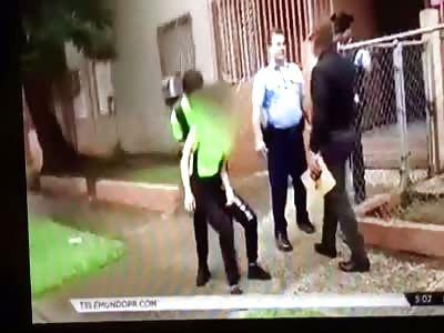 Murder suicide aftermath in Manuel A. Pérez PR 🇵🇷