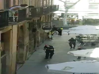 Attack in Spain