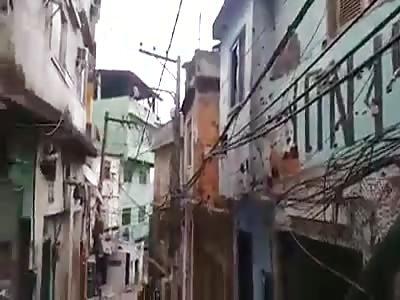 Slum Rocinha today Rio de Janeiro 🇧🇷