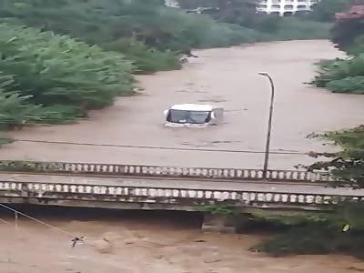 Storm in Rio de Janeiro