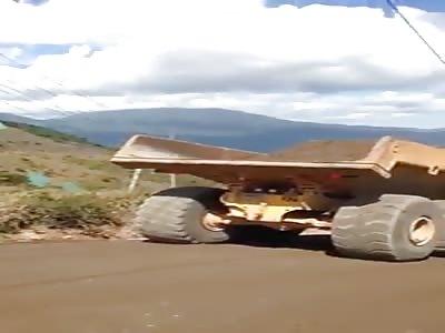 Dangerous Tractor