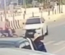 Stupid Girl and Her Bicycle Flies Away