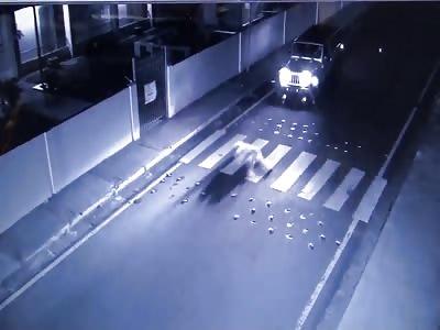 Woman  Dies in Hit and Run