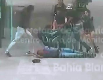 Brutal Gang Beating in Argentina