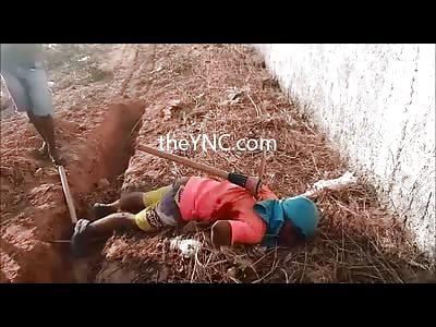 Barbaric Murder..Man Murdered with a Damn Pickaxe.