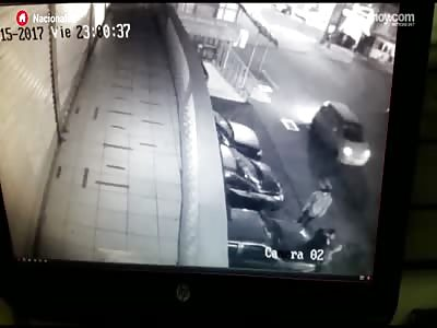 Triple Murder captured on Camera in Costa Rica...Info in Description