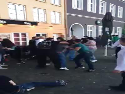 Merkel's friends showing their enrichment
