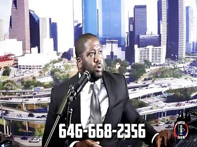 Black Youtube Host trolled on air