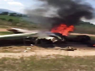 Plane Crash in Vietnam Kills Pilot