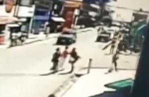 3 Pedestrians Last Stroll