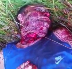 Man Gargled His last Bit of Blood.... Dead from Throat Slash