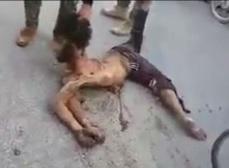 Beaten Until Every Bone Broke, Executed, then Beheaded (FULL BRUTAL VIDEO)