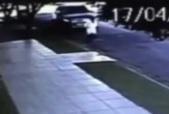 Sick Fuck Runs over Homeless man on Purpose