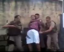 Crazy Brazillian Police Shoot People Reacting to Arrest