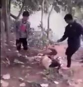 SHOCKING: Teens Beat Elderly Man in the Woods