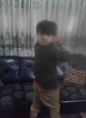 WTF: Creepy Kid can Turn his Head 180 Degrees