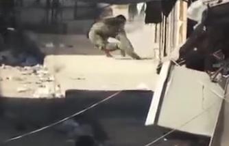 3 Guys Shot by 1 Sniper
