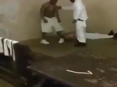 Muslim Inmates Beat Trump Supporter in Alabama Prison