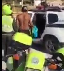 LOL: Future QB Lobs a Rock at Suspects Head Knocking Him Out