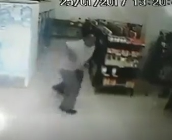 Vigilante is Killed by Group (Even a Kid Participates)