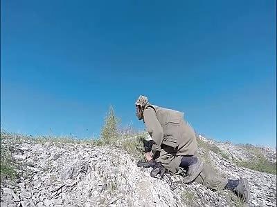 Turkish Soldier Killed in Ambush by PKK in Sirnak Province .