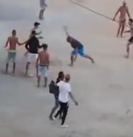 Beach Goer Murdered in Drunken Fight By Huge Rock Thrown at His Head