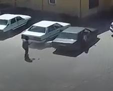Murder Captured on CCTV in Turkey