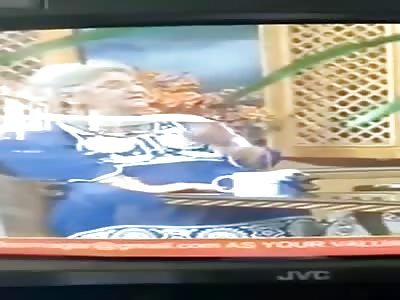 Woman Dies on Live TV