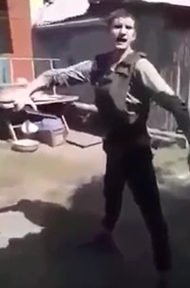 Dummy Shoots Himself Through Bulletproof Vest.. Doesn't Work