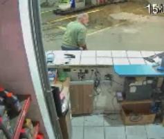 Shop Owner Shot and Killed