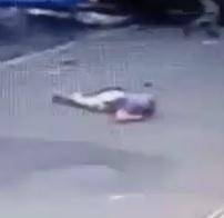 Police Officer Killed on the Street .. Left for Dead