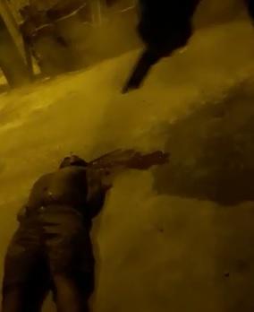 Rival Gang Kills Kids Trying to Tag Their Turf
