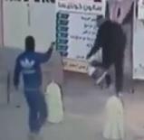 Dude in Fresh Blue Adidas Gear Murders Shop Owner