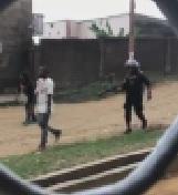 Cop Shoots Man Walking Away in the Back
