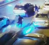 BRUTAL Accident Pedestrians Taken Out