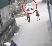 Horrific Vehicular Homicide (Dude Waited for his Victim)