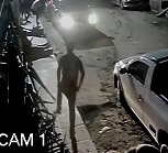 Sprinting Killer with a Headshot