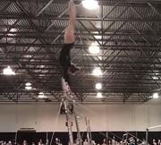 Gymnast Ends Career