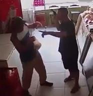 Thief Kills Innocent Cowering Man For no Reason