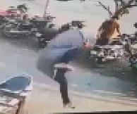 CCTV Captures Womans Suicide Splat