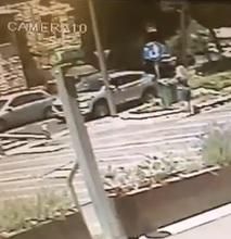 Man Kills Couple Using Car Bomb (CCTV & Aftermath)