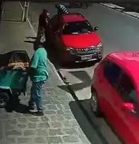 Businessman Shot Dead on Street