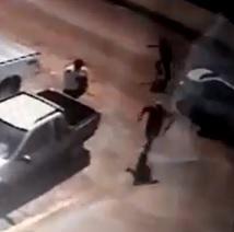 CCTV Shootout and Murder