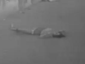 Woman Falls from 3rd Floor Balcony (Impact)