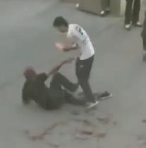 Brutal Meat Cleaver Attack on Co-Worker