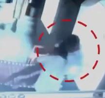 WHOA! Man Shoots Snoring Man off his Terrace (w/ Impact Landing)