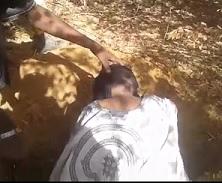 Savage & Brutal Machete Beheading