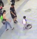 TRAGIC: Little Boy Falls Down Unsecured Manhole
