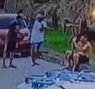 Shirtless Off Duty Cop Shot Dead by Summertime Assassins
