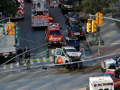 TERROR ATTACK IN NEW YORK